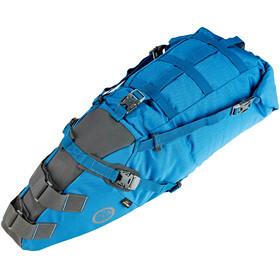 Acepac Saddle Bag - Sac porte-bagages - bleu/noir